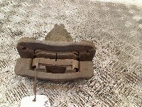 Kia Rio II (DE) Hatchback 1.4 16V (G4EE) BRAKE CALIPER RIGHT REAR 2006