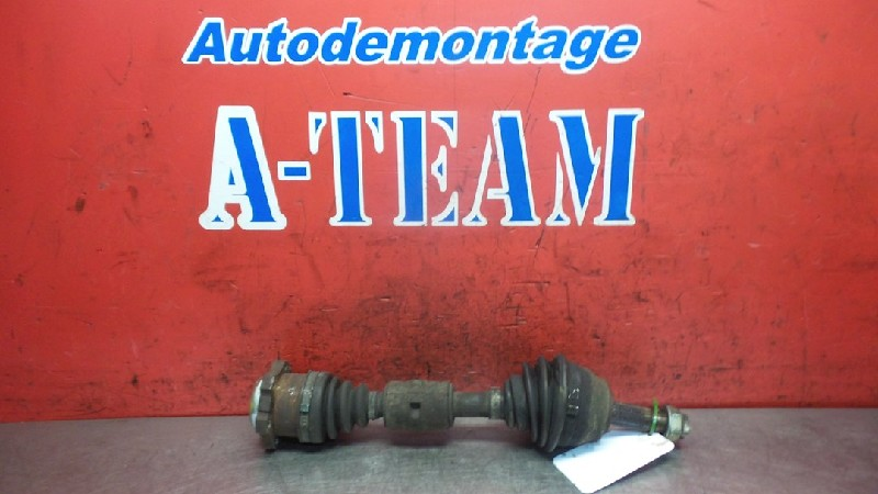 Fiat Punto II (188) Hatchback 1.8 HGT 16V (188.A.6000) DRIVE SHAFT LEFT FRONT 2000