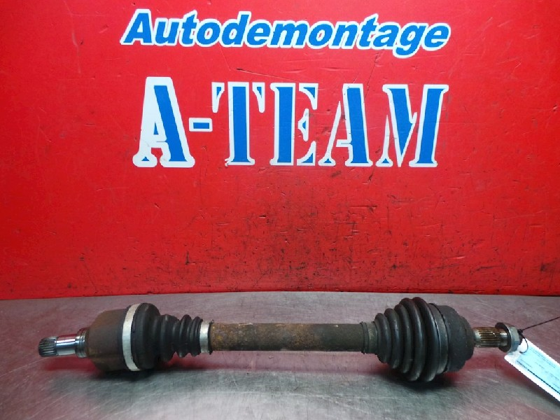Citroën DS3 (SA) Hatchback 1.6 16V VTS THP 155 (EP6DT(5FR)) DRIVE SHAFT LEFT FRONT 2010  3272PZ