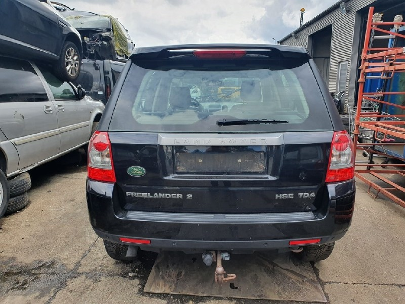 Land + Range Rover Freelander II Terreinwagen 2.2 td4 16V (224DT(Euro 5)) DRIVE SHAFT RIGHT REAR 2007