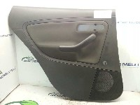 Seat Cordoba (6L2) Sedan 1.6 16V (BTS) DOOR PANEL LEFT REAR 2005 6L4867211 6L4867211/6L4867211