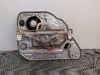 Volvo V50 (MW) 2.0 D 16V (D4204T(Euro 3)) WINDOW MECHANISM RIGHT REAR 2005