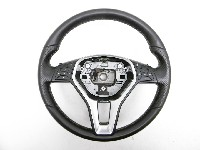 Mercedes A (W176) Hatchback 1.6 A-200 16V (M270.910(Euro 6)) STEERING WHEEL 2012  A2184602018