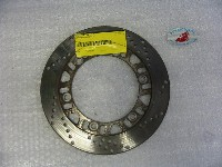 Kawasaki GPZ 600 1985-1987 BRAKE DISC REAR 1986 KW02RI