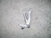 Suzuki GSX R 1000 2001-2002 FOOTREST RIGHT REAR 2001