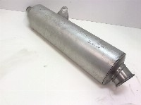 Ducati MONSTER 750 EXHAUST MUFFLER ORIGINAL OEM LEFT 2002