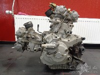 Ducati Monster S4 2001-2002 ENGINE BLOCK 2002