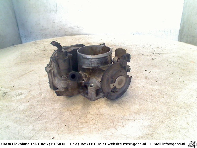 Audi A4 (8D2) Sedan 1.6 (ADP) THROTTLE VALVE 1997