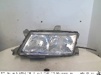 Saab 9-5 (YS3E) Sedan 2.3t 16V (B235E) HEADLIGHT LEFT 1999
