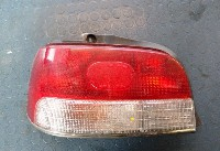 Daihatsu Charade (G200/201/202/203/204) Hatchback 1.3i TX/CX 16V (HC-E) REAR LIGHT LEFT 1996