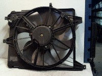Dacia Logan (LS) Sedan 1.6 (K7M-710) COOLING FAN 2006  8200293391