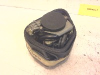 Renault Megane II (LM) Sedan 1.5 dCi 80 (K9K-722) SEAT BELT RIGHT REAR 2004  8200077390