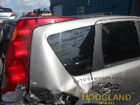 Nissan / Datsun Note (E11) MPV 1.6 16V (HR16DE) SIDE WINDOW RIGHT REAR 2008