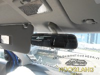Suzuki Swift (ZA/ZC/ZD1/2/3/9) Hatchback 1.3 VVT 16V (M13A VVT(Euro 4)) REAR VIEW MIRROR INNER 2006
