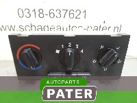 Opel Astra G (F08/48) Hatchback 1.7 DTI 16V Eco4 (Y17DT(Euro 3)) BEDIENUNG HEIZUNG 2002  327403/90637/90637403