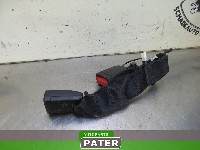 BMW 3 serie Gran Turismo (F34) Hatchback 320d 2.0 16V (B47-D20A) SEAT BELT BUCKLE RIGHT REAR 2015  7373201