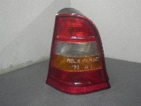 Mercedes A (W168) Hatchback 1.7 A-160 CDI 16V (OM668.940) REAR LIGHT LEFT 0
