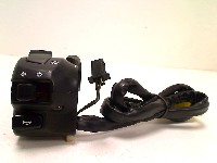Suzuki GSX R 750 1996-1999 SRAD  HANDLEBAR SWITCH LEFT HAND 1996