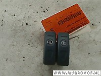 Renault Twingo (C/S06) Hatchback 1.2 SPi Phase I (C3G-700) SWITCH FOG LIGHT 1996 843212 843212