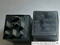 Alfa Romeo 145 (930A) Hatchback 3-drs 1.6 Twin Spark 16V (AR67.601) RELAY MISCELLANEOUS 1996 60570359 60570359