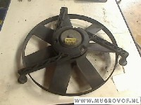 Volkswagen Polo (6N1) Hatchback 1.4i 60 (AEX) COOLING FAN MOTOR 1997