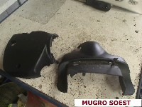 Volkswagen Polo (6N2) Hatchback 1.4 (AUD) GARNITURE DE COLONNE DE DIRECTION 2001