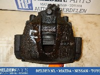 Mazda 5 (CR19) MPV 2.0 CiDT 16V Normal Power (MZR-CD) BRAKE CALIPER LEFT FRONT 2006