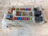 Isuzu D-Max Pick-up 3.0 D 4x4 (4JJ1-TC) FUSE BOX 2009