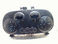 Fiat 500 Hatchback 1.3 MJTD 16V (169.A.1000) CONTROL PANEL HEATING 2008  A83014900/735451998